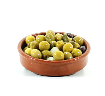 Olives coctail a granel