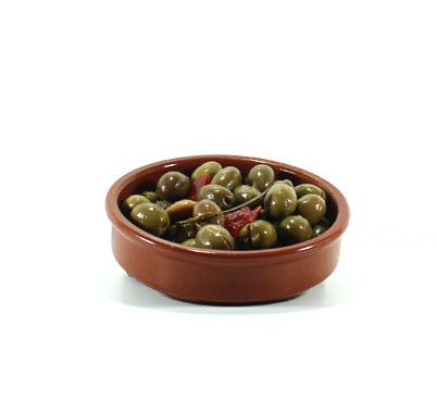 Olives de Jaén a granel