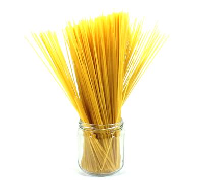 Espaguetis italians a granel