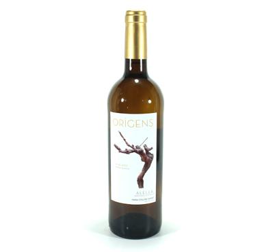 Vi blanc de canyet de Badalona Origens