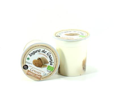 Iogurt desnatat amb cereals Granges Comas