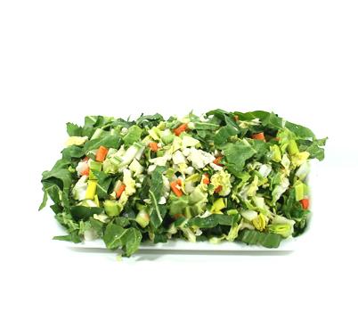 Menestra de verdures fresques