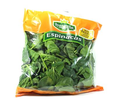 Espinacs de bossa
