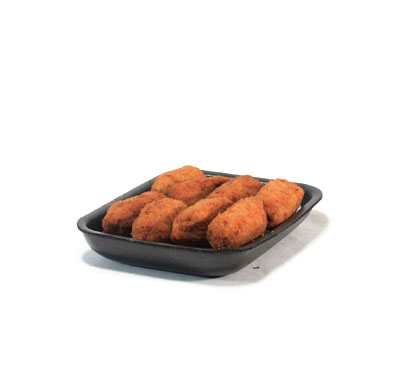 Croquetes de pollastre Safaja
