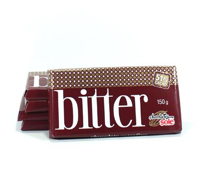 Xocolata bitter Solé