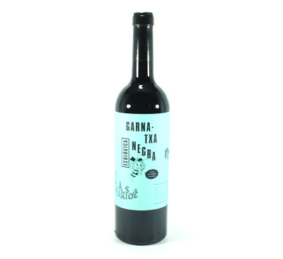 Vi negre Garnatxa, ecològic, de Casa Mariol