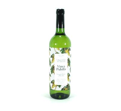 Vi blanc Vinya Pubilla