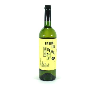 Vi blanc Garnatxa, ecològic, de Casa Mariol