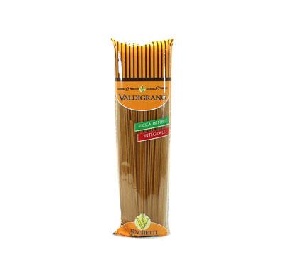 Espaguetis integrals italians, ecològics