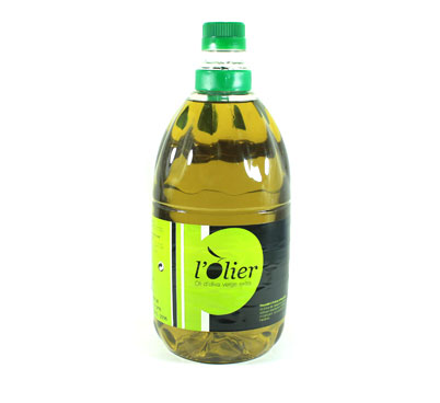 Garrafa d'oli d'oliva verge extra, l'Olier (2L)
