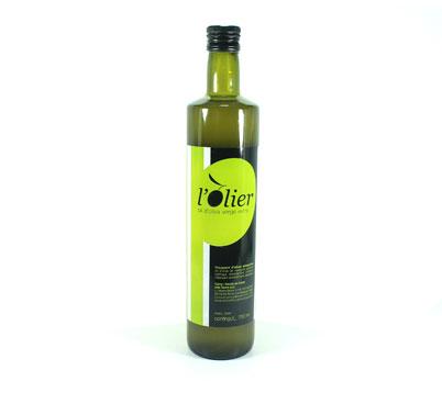Oli d'oliva verge extra,  l'Olier