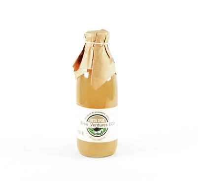 Brou de verdures ecològic, Sita D'or
