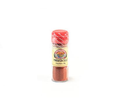 pebre vermell dolç