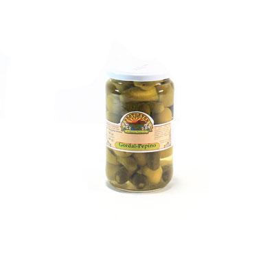 olives gordal amb cogombres