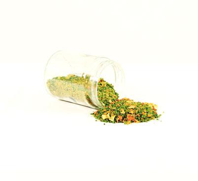 Sémola de verdures de blat