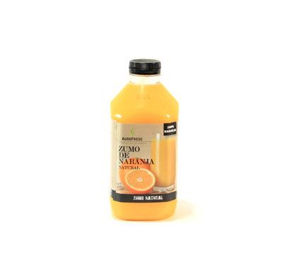 Suc de taronja fresc 100% natural