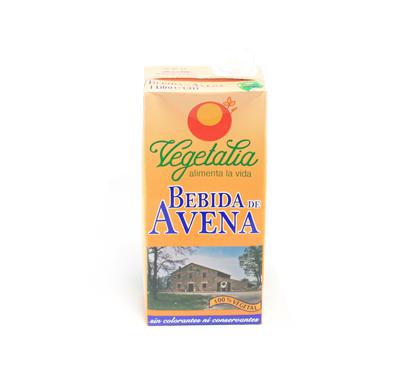 Beguda de civada, avena, Vegetalia