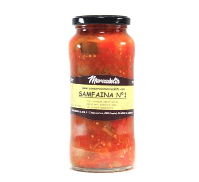 Samfaina casolana