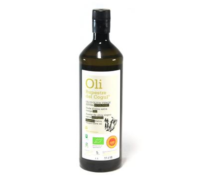 Oli d'oliva verge extra ecològic, Rupestre del Cogul