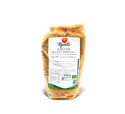 Sucre integral Bio, Vegetalia